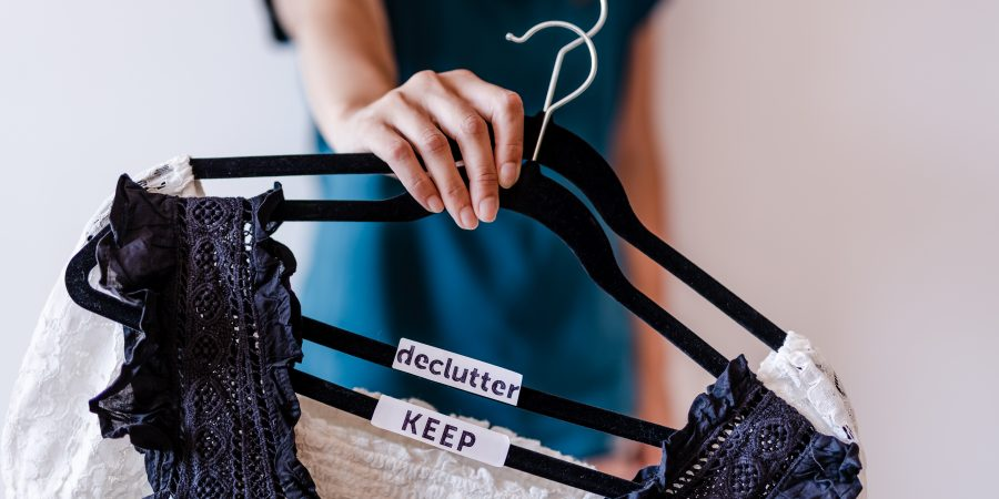 Declutter, improve your health and make money