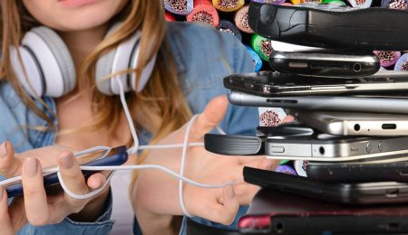 How to Get Rid of Electronic Clutter