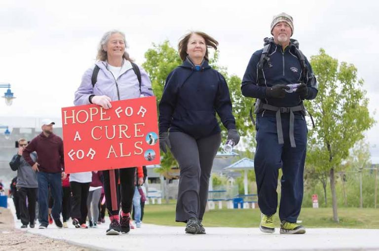 ALS of Nevada Brings Hope to Patients