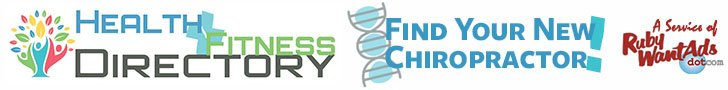 Find a new Chiropractor for your Family on Health & Fitness Directory