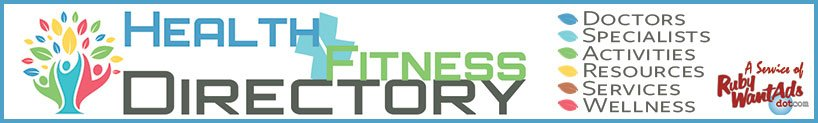 Health & Fitness Directory by RubyWantAds.com