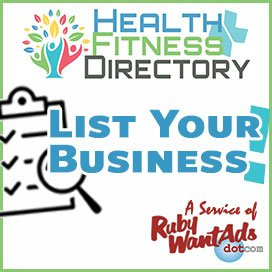 List your health or fitness business on the Health & Fitness Directory