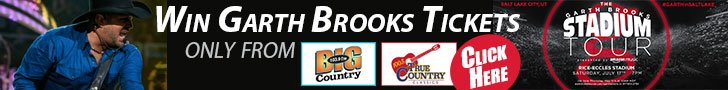 Win Garth Brooks Tickets on BIG and True